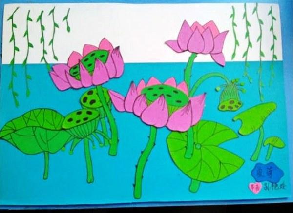 首页 幼师部 剪贴画  幼师部13级美术作业展示 13级1班:丁霜霜同学的